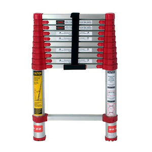 Xtend And Climb 760p Type Ii 10 1 2 Feet Aluminum Telescoping Ladder