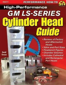 High Performance Gm Ls1 Ls2 Ls3 Ls4 Ls6 Ls7 Ls9 Series Cylinder Head Guide