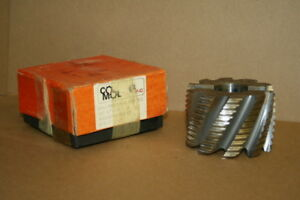 Roughing Shell End Mill M42 Comol 6295kt Unused
