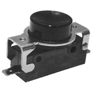 Switch Momentary On off Black Pushbutton 2 Terminals For Hobart Mixer 421682