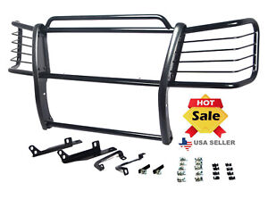 2003 2006 Chevrolet Silverado 2500 3500 Hd Black Grill Brush Guard