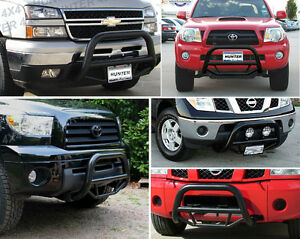 2003 Toyota Tacoma 98 4runner Bull Bar Push Super Bull Bar Black
