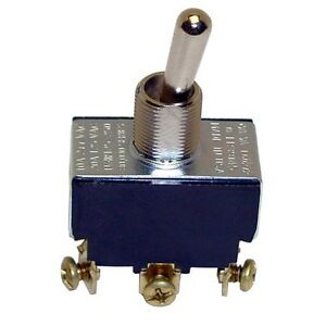 Toggle Switch 1 2 Dpdt Ctr off 125v For Alto shaam Warmer Dcd Ed Hn Pitco 421012