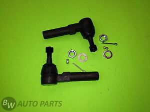 2 Front Outer Tie Rod Ends 2004 2008 Pontiac Grand Prix 98 02 Olds Intrigue