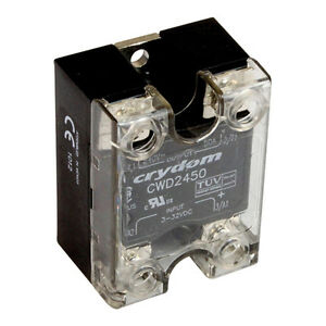 Solid State Relay 50a 240vac For Bevles 782162 American Permanent Ware 441662