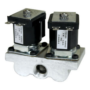 Dual Solenoid Valve 3 8 Fpt 120v For Vulcan Grill 900a Wolf Oven Afs Caf 541053