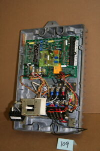 Dc Motor Drive Reliance Minpak 0 25 To 0 75 Hp Chassis Sn109