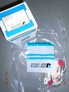 Sealed Nib Reliance Electric 422013 aa Capacitor Retro Kit Snubber Kit