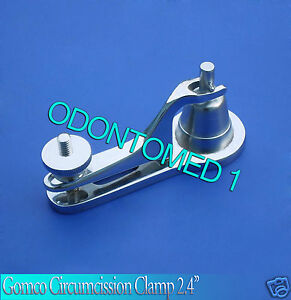3 Gomco Circumcission Clamp Urology Instruments 2 4