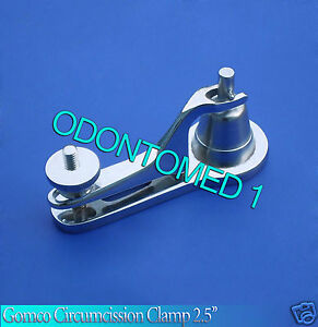 6 Gomco Circumcission Clamp Urology Instruments 2 5