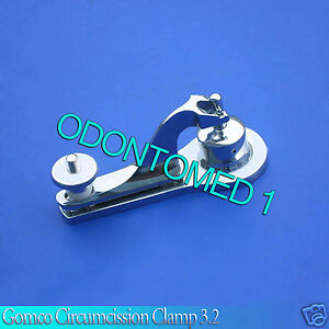 6 Gomco Circumcission Clamp 3 2 Urology Instruments