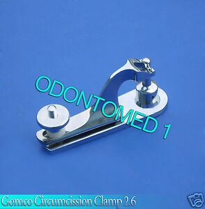 6 Gomco Circumcission Clamp 2 6 Urology Instruments