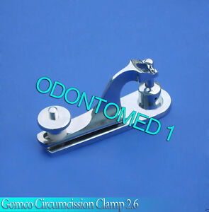 12 Gomco Circumcission Clamp 2 6 Urology Instruments