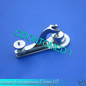 3 Gomco Circumcission Clamp 3 0 Urology Instruments