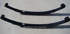 Front Leaf Springs 99 04 Ford F250 F350 2 Leveling Lift 4x4 Excursion