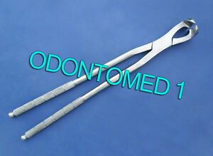 Equine Molar Spreader Forceps 19 Veterinary Instruments Odm v003