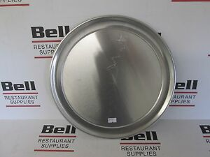 new Update Pt wr12 Dozen Alum 12 Wide Rim Pizza Pans Trays 12x Free Ship