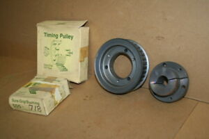 Timing Pulley 36l100 Sds With Bushing Tb Woods Unused
