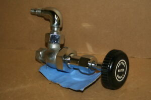 Hand Valve Cold Water Supply Amsco Autoclave