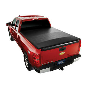 Extang Fulltilt 8525 Hinged Tonneau Cover For 82 93 Chevy S10 S15 7 6 Long Bed