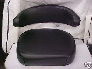New Cockshutt 550 560 570 Seat Cushion And Backrest