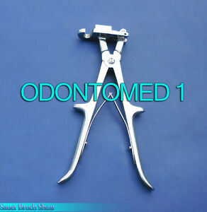 Sauerbruch Rib Shear Surgical Orthopedic Instruments