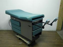 Midmark ritter 104 Medical Exam Table Green Free Local Delivery