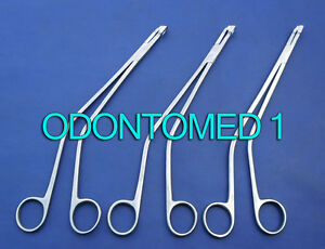 3 biopsy Forceps Schubart 11 Gyne Surgical Instrument
