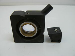 Optic Mirror Lens Black With Mount