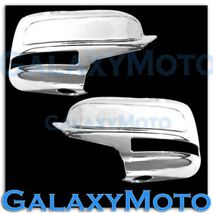 11 13 Ford Explorer Chrome Full Mirror W Turn Light Signal Cover 2013 Left Right