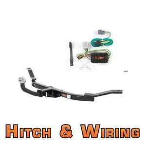 Curt Class 1 Trailer Hitch Wiring Euro Kit W 2 Ball For 07 11 Honda Element
