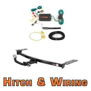 Curt Class 2 Trailer Hitch Wiring Euro Kit W 2 Ball For Volvo 740 940
