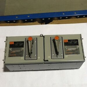 Fpe Qmqb3332r Panel Board Switch 30 Amp