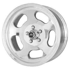 American Racing Hot Rod Vna69 Ansen Sprint Vna695865 15x8 0mm 5x4 5 Polished Rim