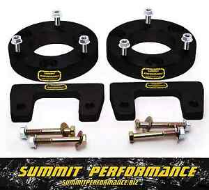 Chevy Avalanche Tahoe Gmc Yukon Front 3 Leveling Kit 2007 2017 Ch3 0t Hc