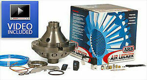 Arb Rd114 Air Locker For Chevrolet Gmc 14 Bolt 10 5 Ff 30 Spline 4 10