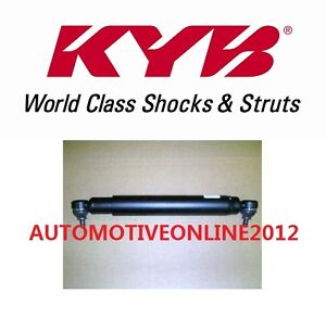 Kyb 4x4 Solid Front Axle Steering Damper Japan For Toyota Hilux 4 runner 1981 98