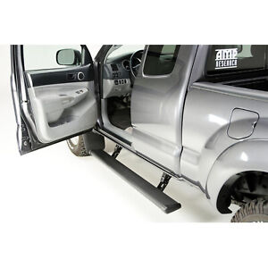 Amp Research Power Step Running Board 75142 01a For Tacoma Double