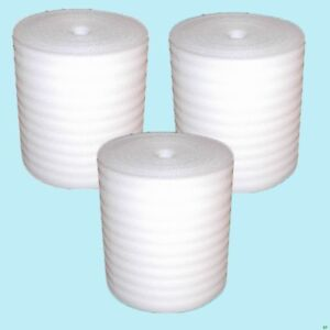 1 32 Foam Wrap 750 Ft Roll Free Shipping Moving Packing Cushion Wrapping