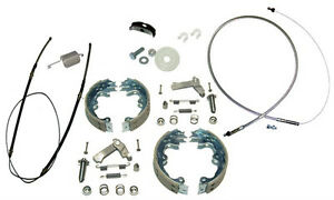 1965 66 Corvette Deluxe Emergency Parking Brake Kit Disc Brakes