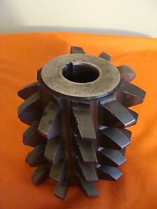 Standard Tool Co Gear Hob Fin Sprocket 1 1 4 Pitch 17 23 Teeth Right Hand