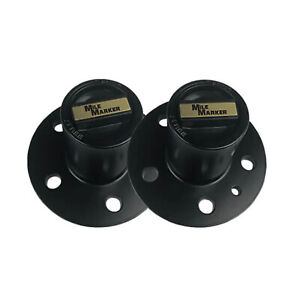 Mile Marker 427 Replacement Lock Out Hub Pair Ford Ranger Bronco Ii