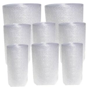 New Bubble Cushioning Wrap Various Size Rolls 3 16 Small Bubbles 300 400 Ft