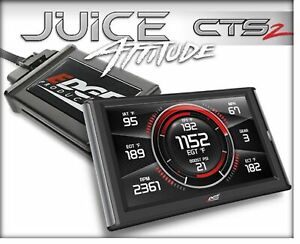 Edge 11500 Cts2 Juice W Attitude Module controller For 99 03 Powerstroke 7 3l