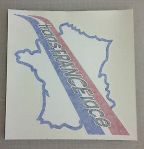 Trans France Race Decal From Herbie Goes To Monte Carlo Vw Love Bug