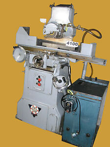 Jones Shipman 540 Surface Grinder Inv 4100