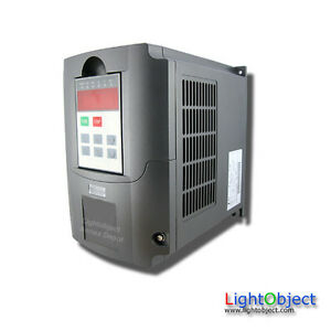 2 2kw Ac110v Variable Frequency Drive Vfd For Cnc Spindle