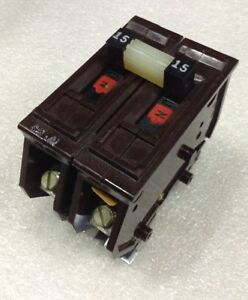 A215ni Wadsworth Circuit Breaker 2p 15a 120 240v
