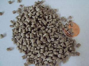 Pc abs Virgin Plastic Pellets Brown Resin Material 50 Lbs Injection Molding