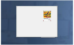 Best value 48 X 36 Dry Erase Magnetic White Board Whiteboard German Quality